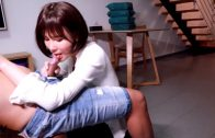 Fuck with Taiwanese Big Tits Girl