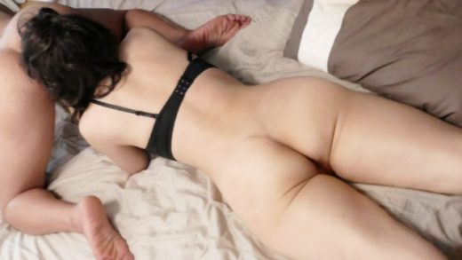 Hot Busty Japan Babe Receives Cum On Feet