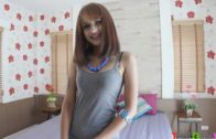 Kanokwan – Anal Casting with Thailand Teen Girl