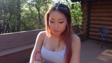 Alina Lin – Sexy Chinese Yoga Girl