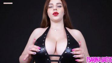 Tsarina Baltic – XXX At Work with US Big Tits Girl