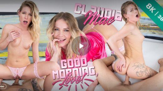VR - Claudia Mac - Sweet Dreams with Czech Girl