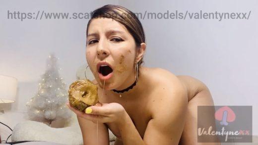 Valentynexx - Free Colombian SCAT Porn
