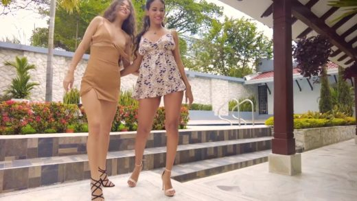 Abril, Irene Rouse - real lesbian porn