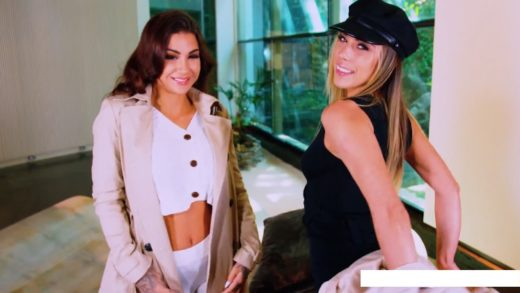 Susy Gala, Anastasia Brokelyn - POV lesbian porn