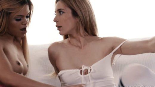 Aiden Ashley, Destiny Cruz - free lesbian porn with toys