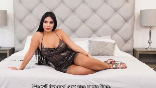 Citah - leggings porn videos with Spanish pornstar