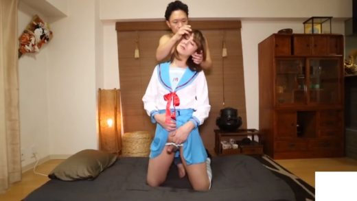Uta - Japanese Trans SchoolGirl