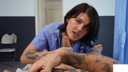Daisy Taylor, Chris Damned - shemale in panties