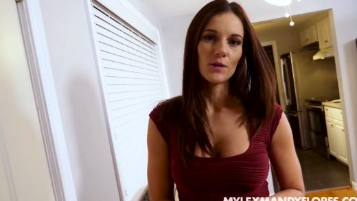 Mandy Flores - shooting of porn videos